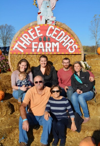 Family Trip to the Cider Mill