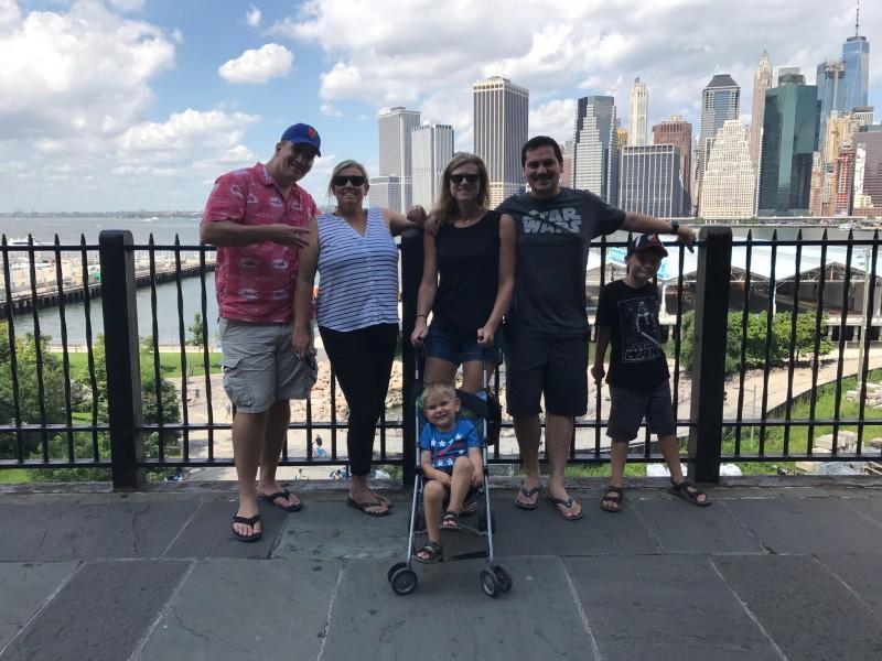 Best friends in NYC