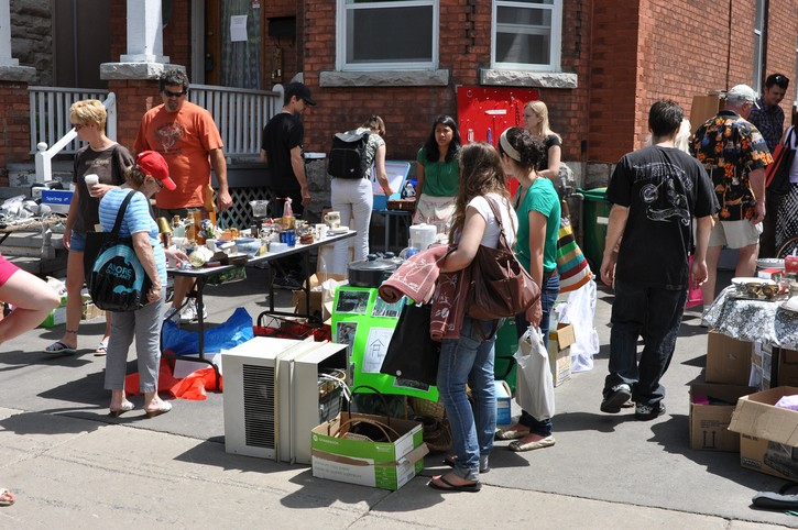 Annual Community Garage Sale