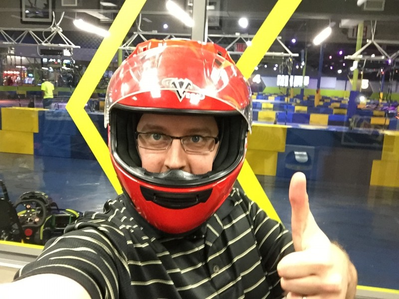 Go carts? Sure!