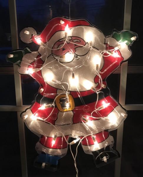 Beary Santa