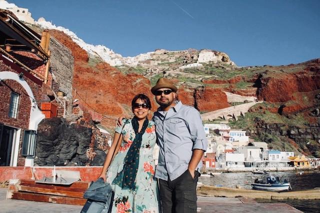 Visting Greece