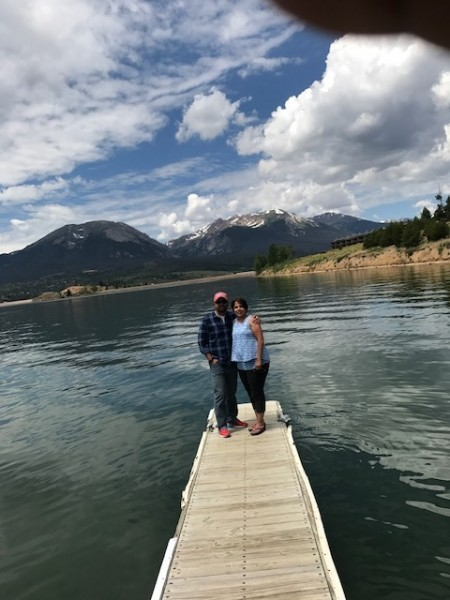 Visiting our favorite Rocky Mountains