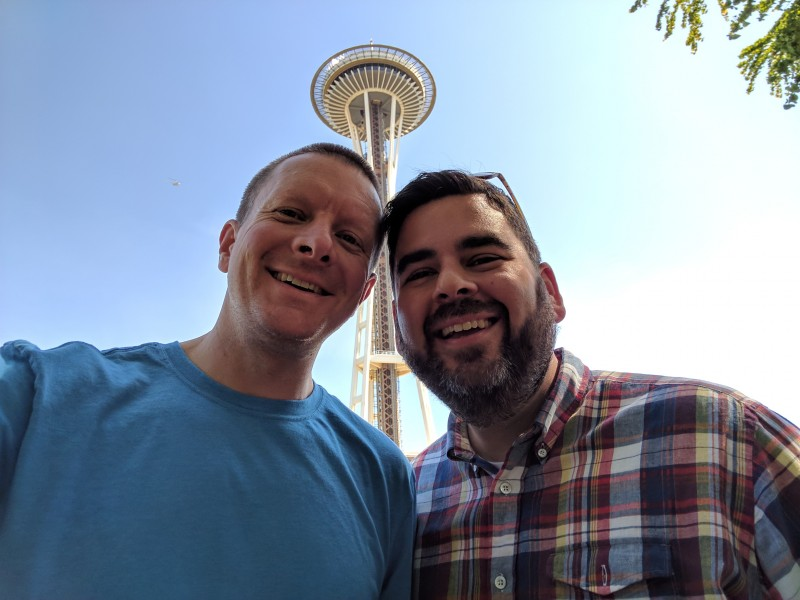A stroll through Seattle