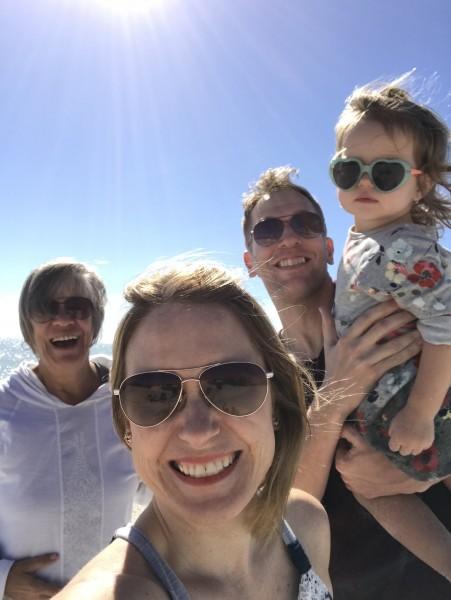 We love visiting Granny inFlorida!