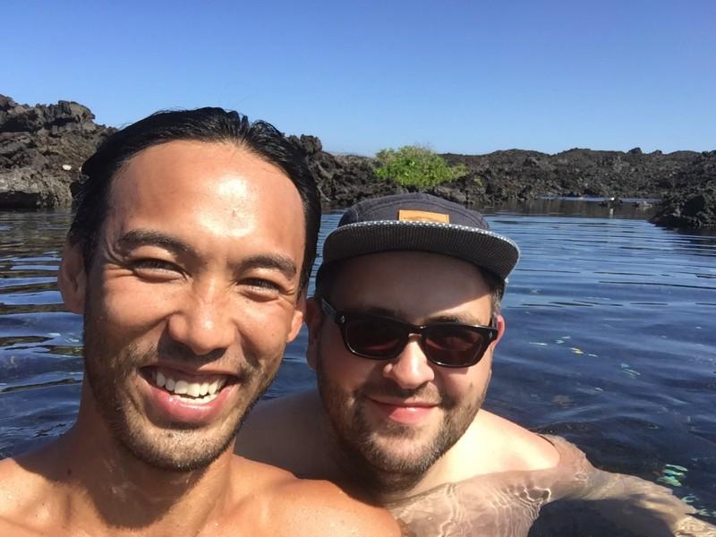 Queen's Bathing Pond- Kona, Hawaii 2015