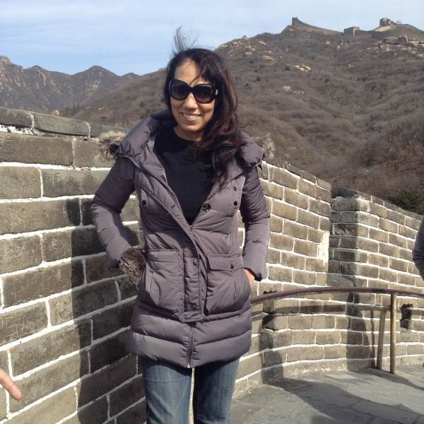 Another picture from China-- I love to travel!