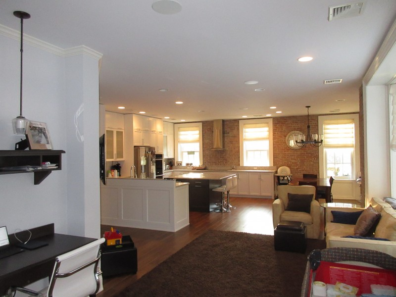 The Kitchen/Great Room