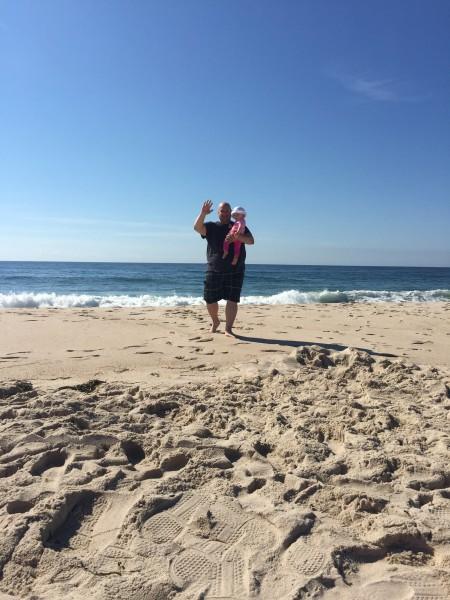 our favorite beach spot