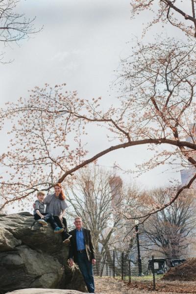 Springtime in NYC
