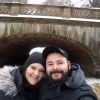 Us in central park