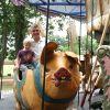 Animal carousel on Governor's Island