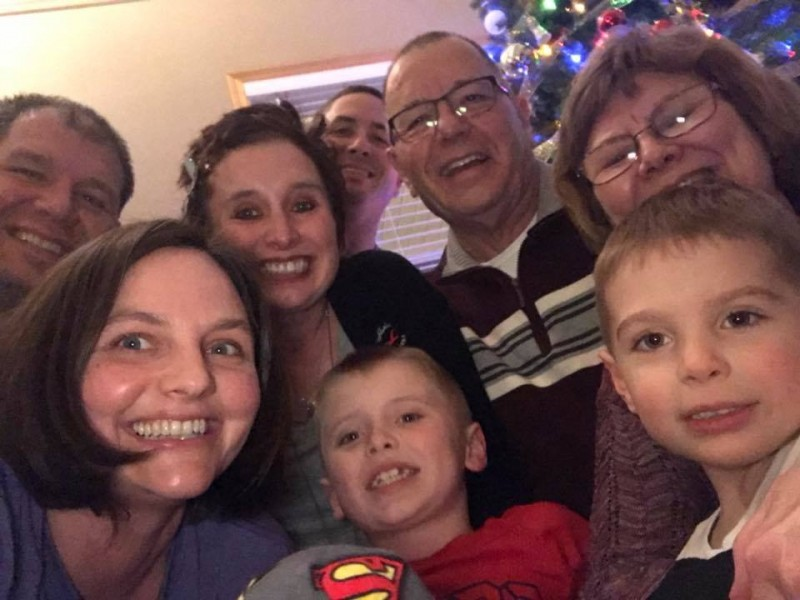 Aaron's Family!