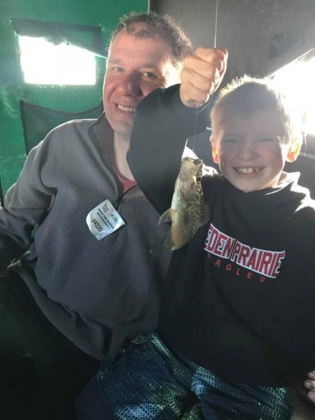 Fishing with Uncle Aaron