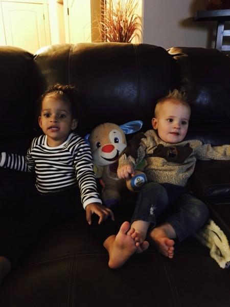 Beau loves his cousins