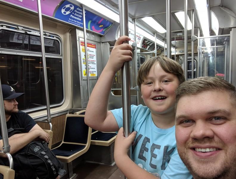 Taking Nephew to Chicago4