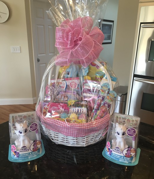 So much fun making this basket!