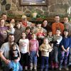 Getaway weekend with Scott's family. There are always cousins to play with and the family is still growing!