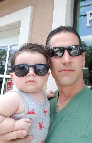 Christian & Dad