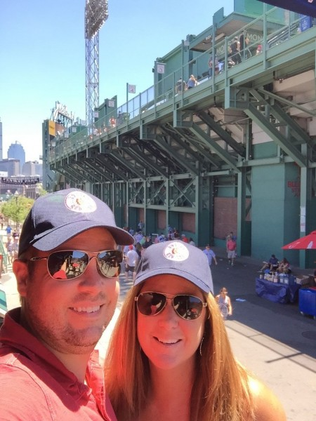 Baseball in Boston