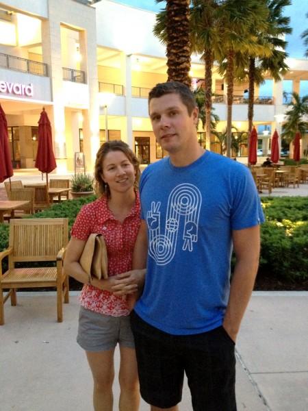 A family FL trip