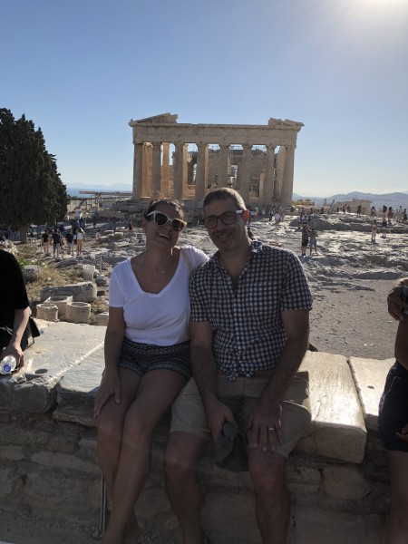 The Acropolis of Athens, summer 2018