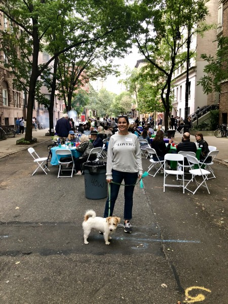 Block party in 69th street