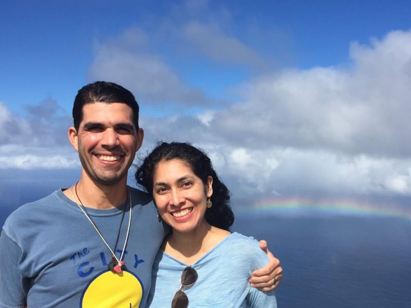 Erick & Maricela in Hawaii