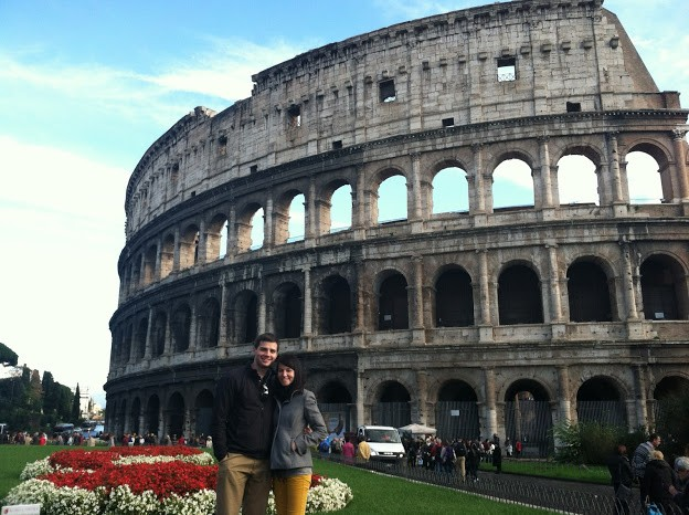 Our anniversary trip to Italy