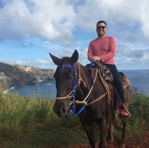 Jimmy in Maui