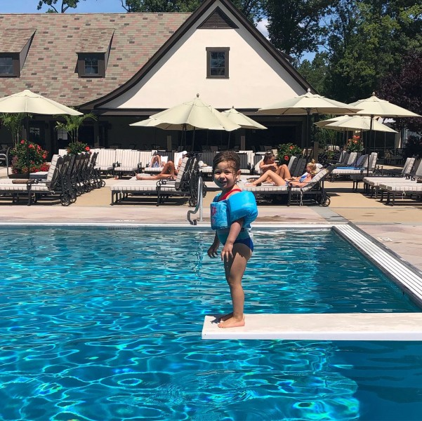 Mastering the Diving Board!