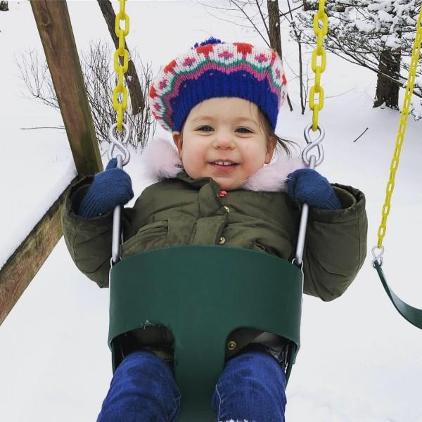 Always swinging!