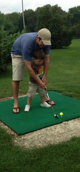 Tristan golf