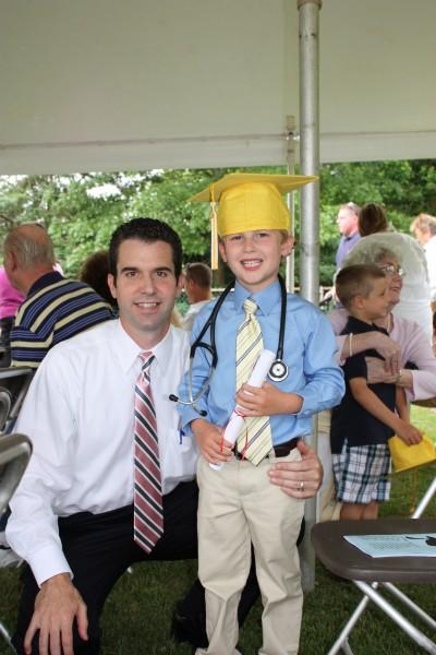 Tyler kdg graduation