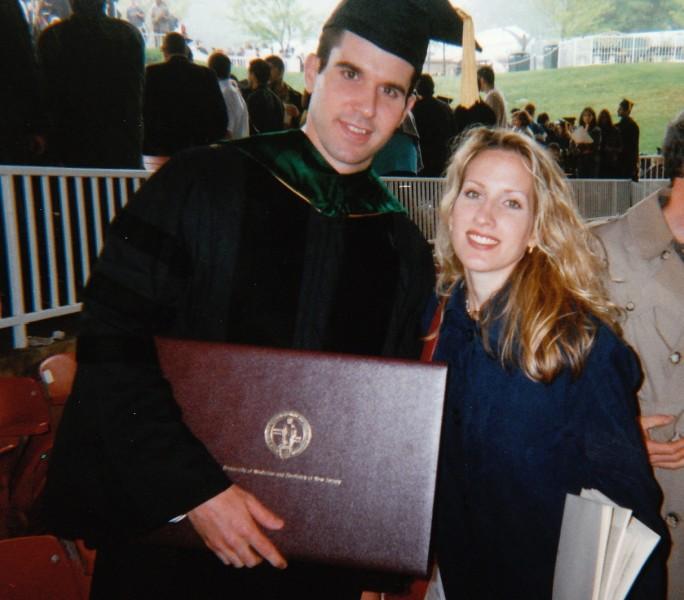 Vic medical school graduation
