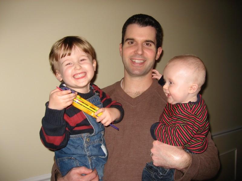 Vic, Tyler & Lucas