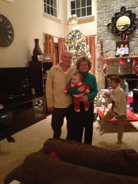 Mom mom, Pop pop & Blake
