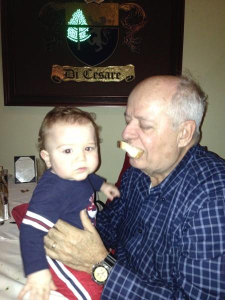 Grandpa & Blake