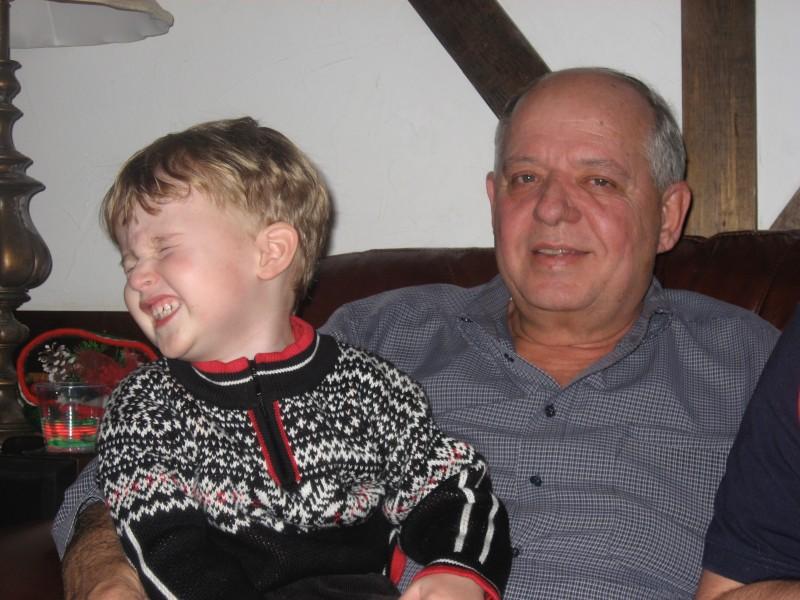 Grandpa & Tyler