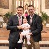 Jack's baptism