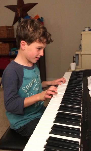 Tristan piano