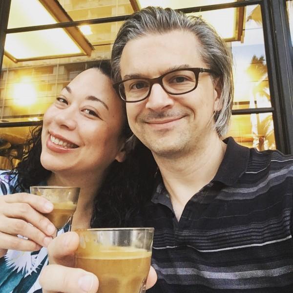 Nov 2018. Sleepy with coffee in Honolulu!