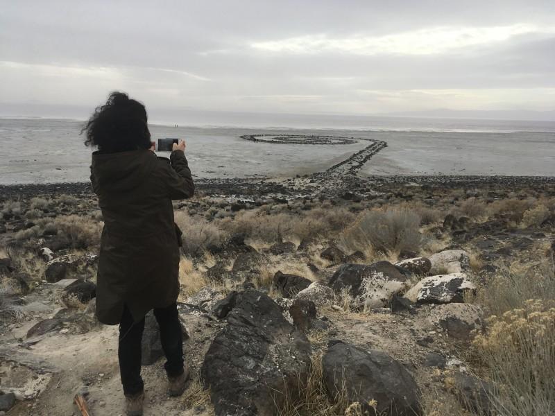 Feb 2018. Art in Utah.