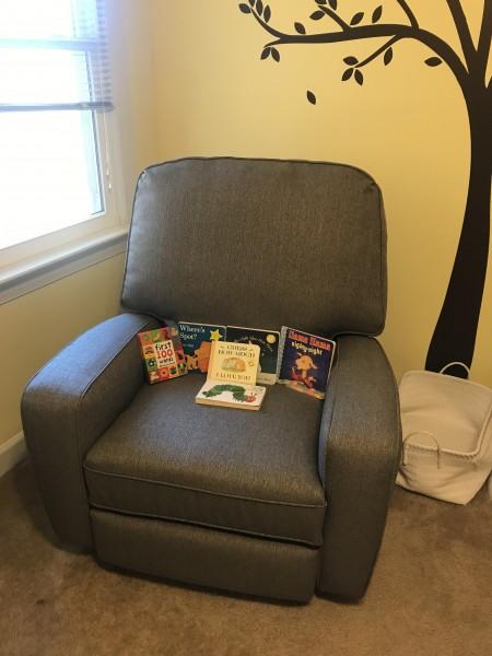 New Nursery Chair