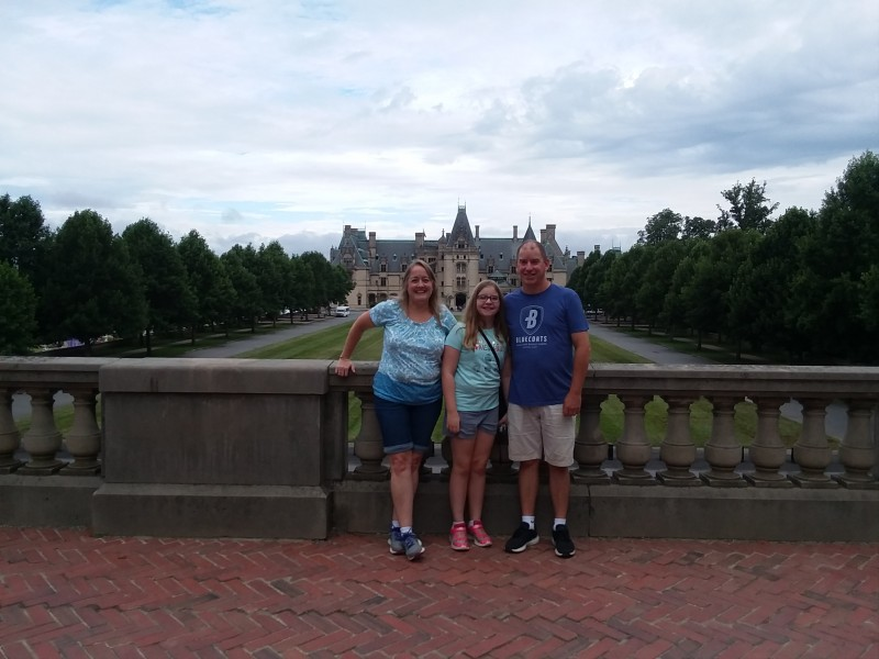 2018 Summer Vacation at Biltmore Estates