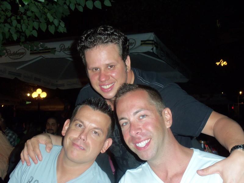 Joe and His Buddies