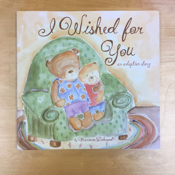 A beautiful book on adoption