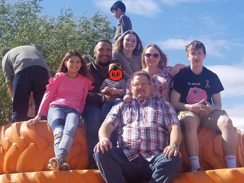 Pumpkin Patch Festival, everyone had a blast