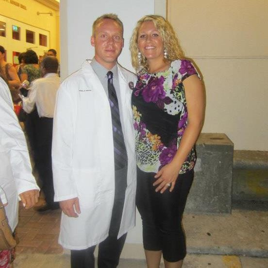 White coat ceremony in Grenada