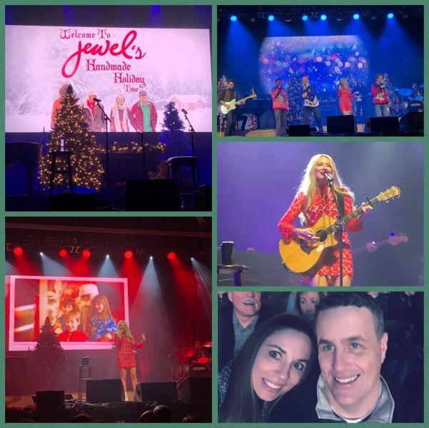 Jewel Christmas Concert